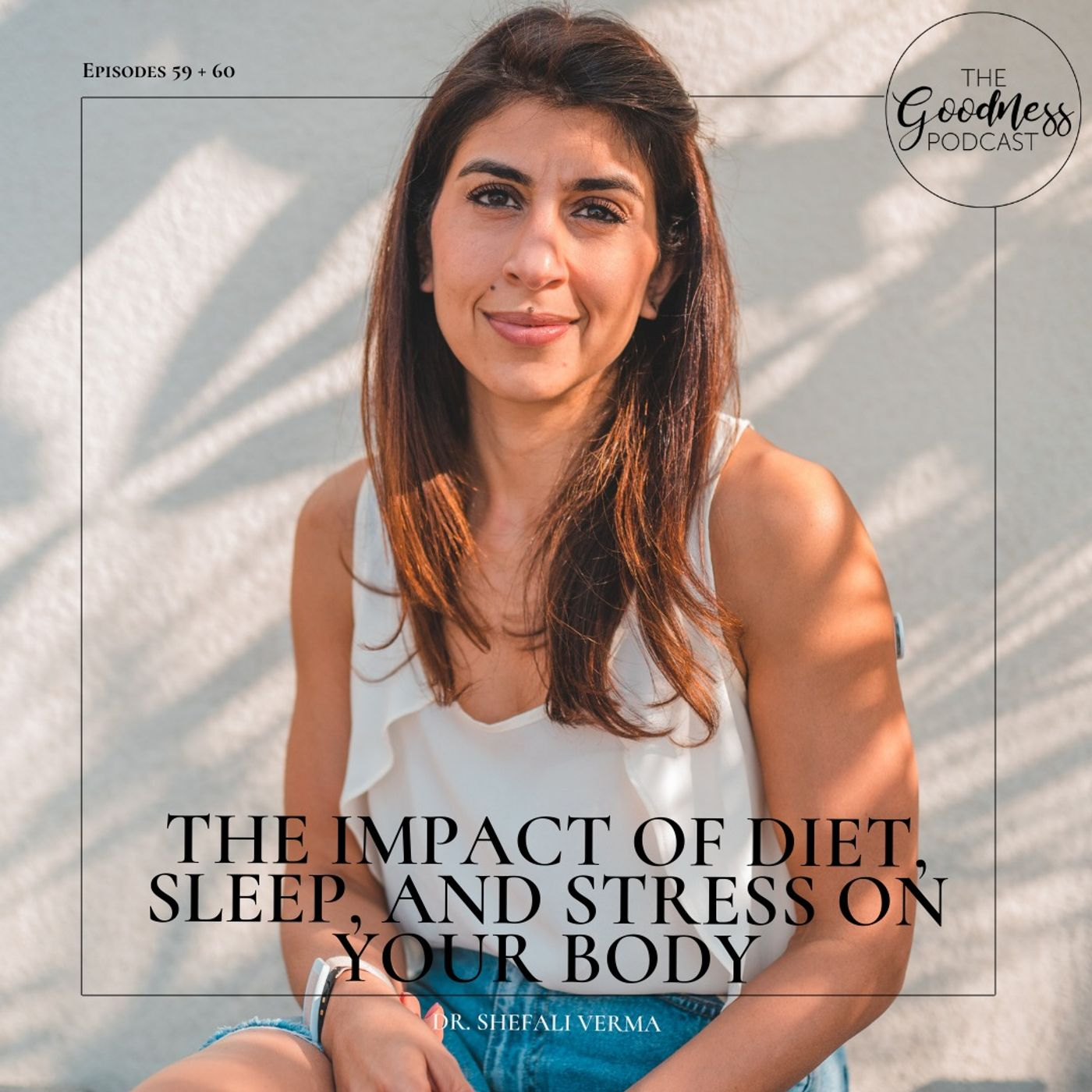 Dr. Shefali Verma: The Impact of Diet, Sleep, and Stress on Your Body – Part 2