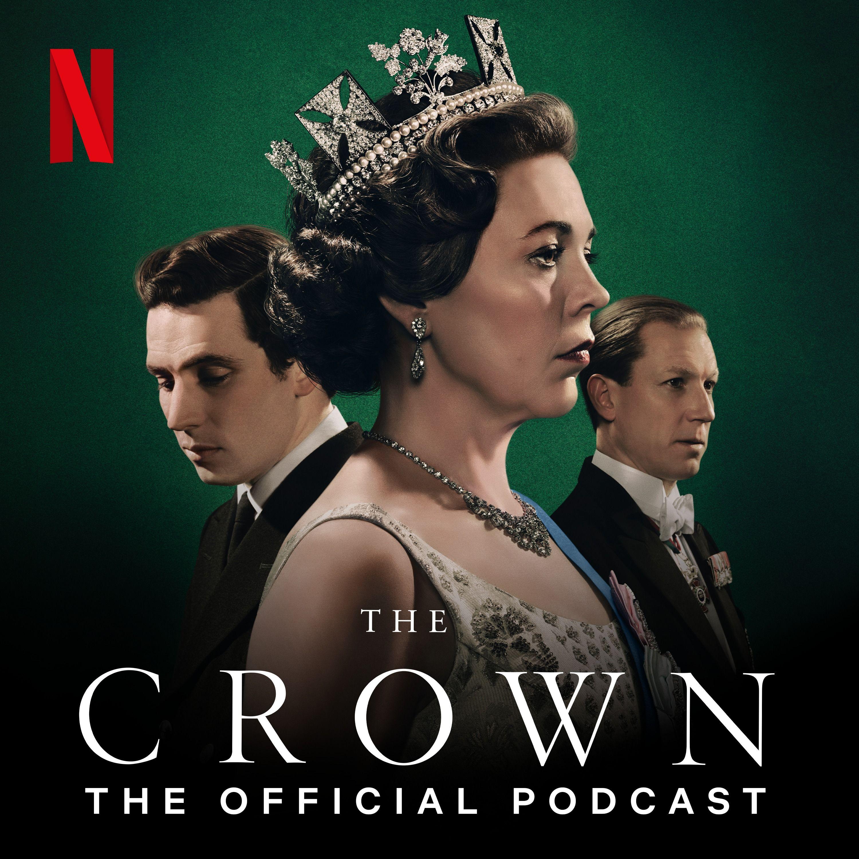 Episode 11: Bonus Episode (Olivia Colman, Helena Bonham Carter and Peter Morgan)