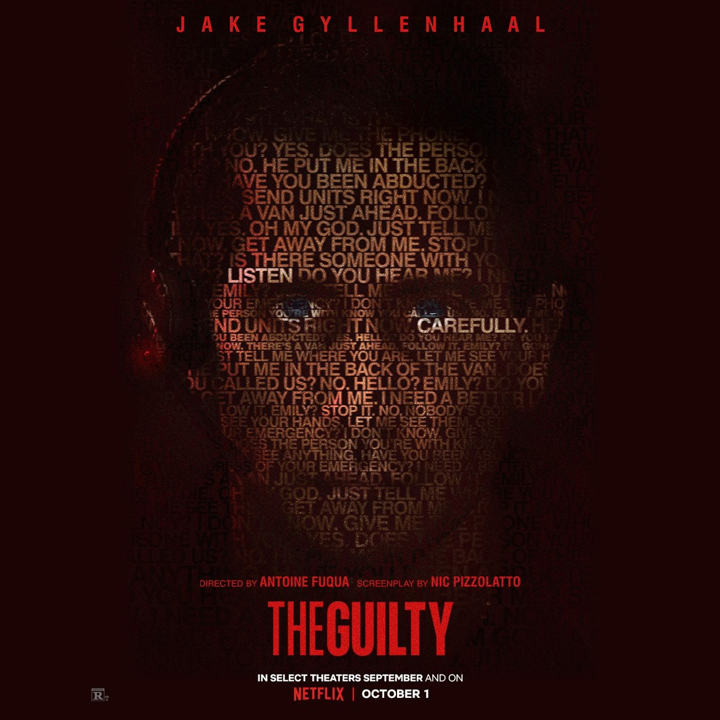 Exclusive Audio Trailer: The Guilty