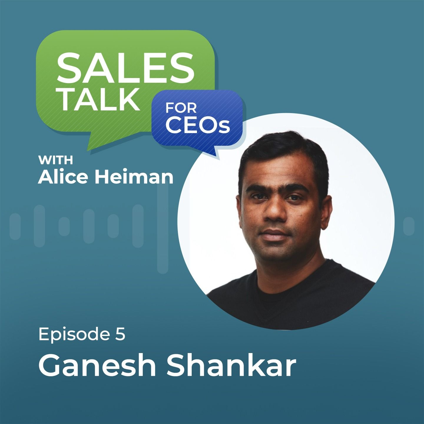 Directing Sales Profitability with Transparency with Ganesh Shankar