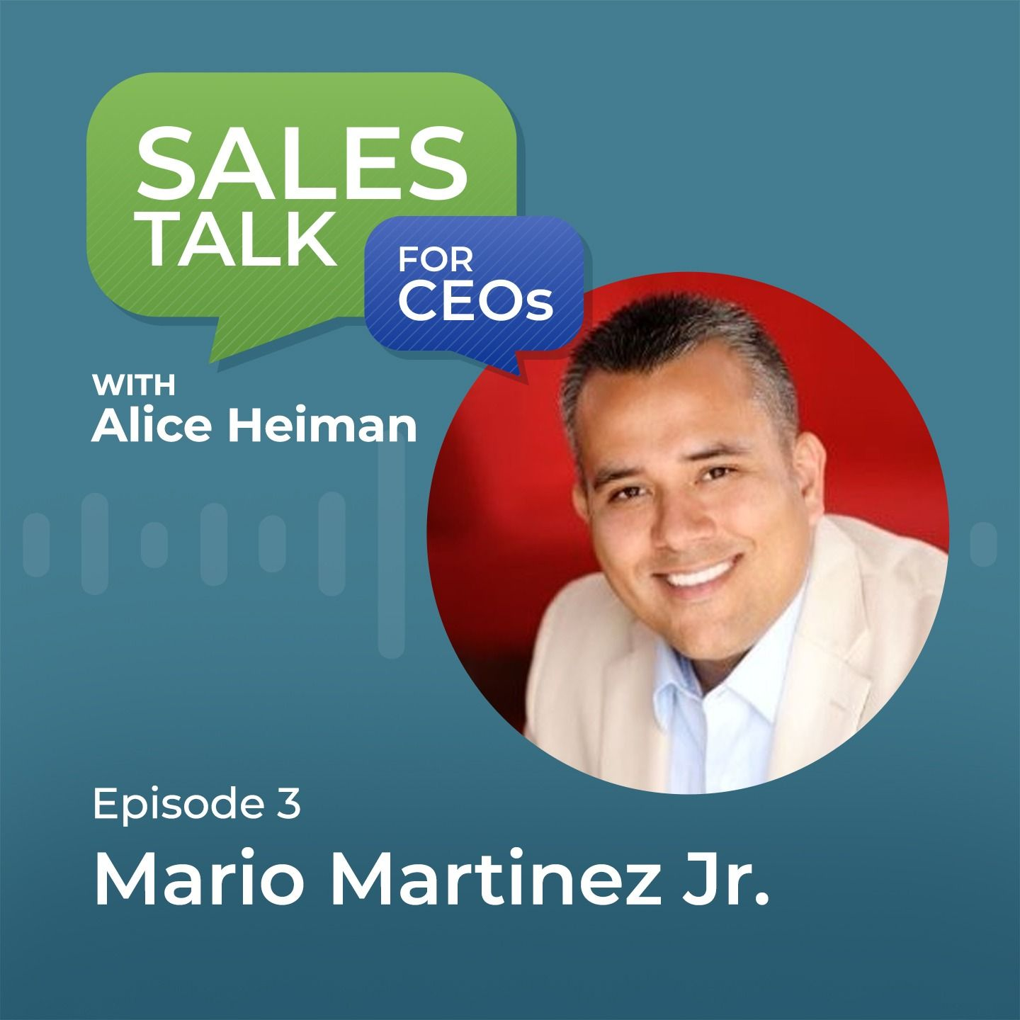Finding Success by Building a Remote Sales Team With Mario Martinez, Jr.