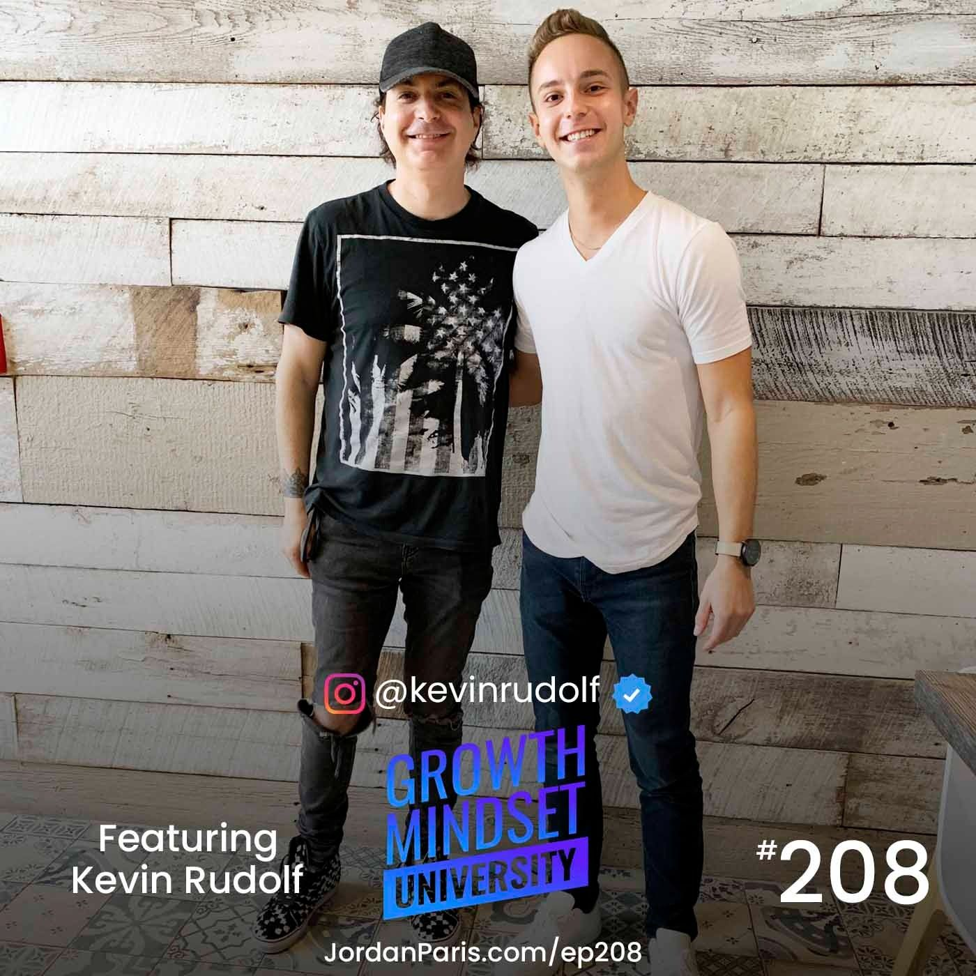 """Kevin Rudolf 