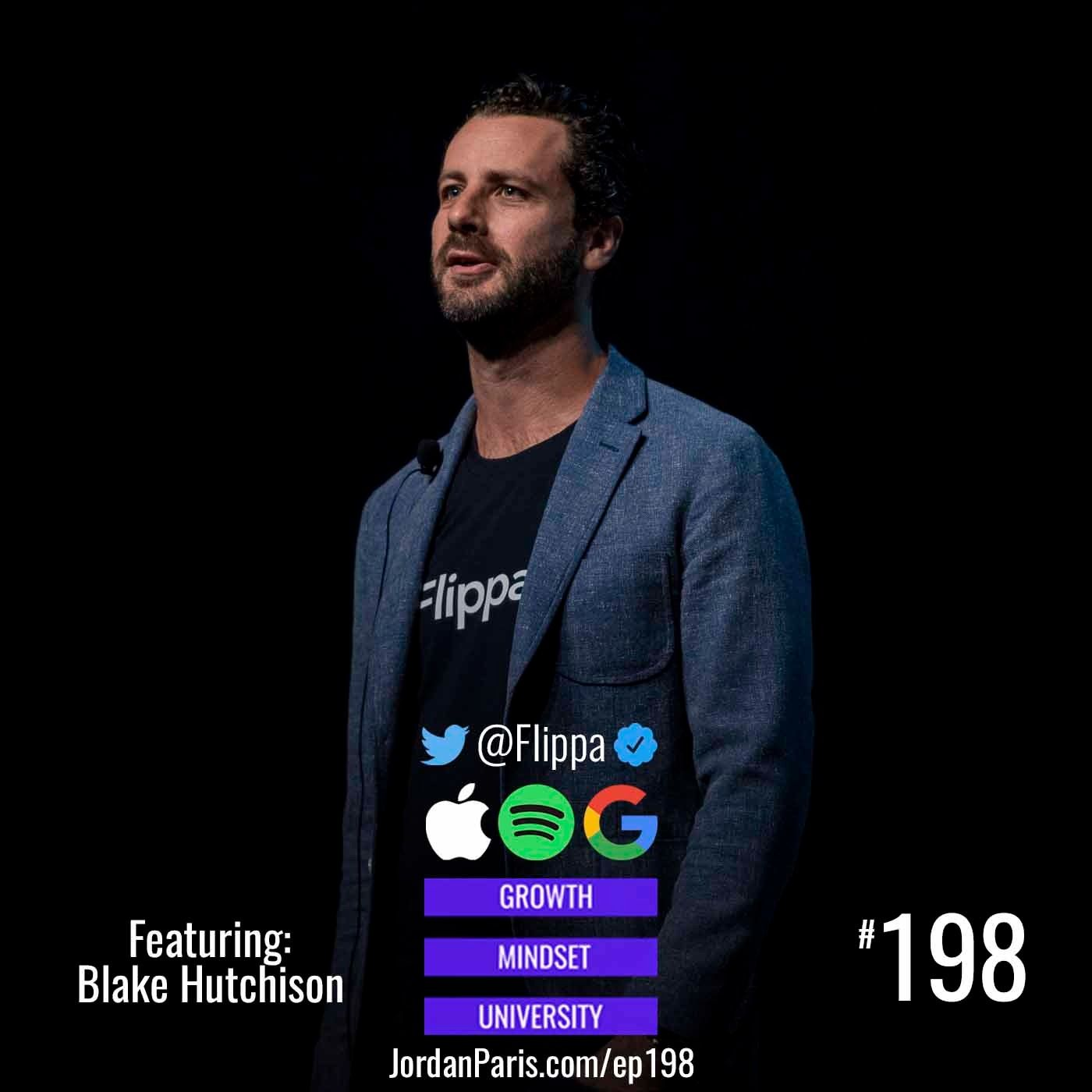 How to Supplement Your Income on the Internet with Blake Hutchison, CEO of Flippa.com