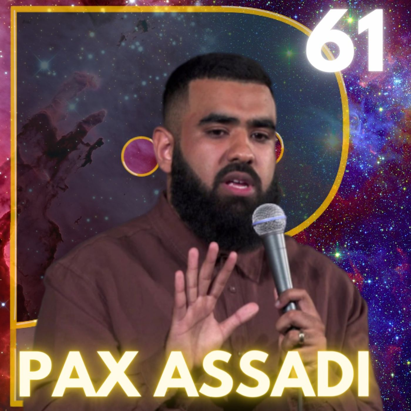 Comedy and Ball is Life with Pax Assadi