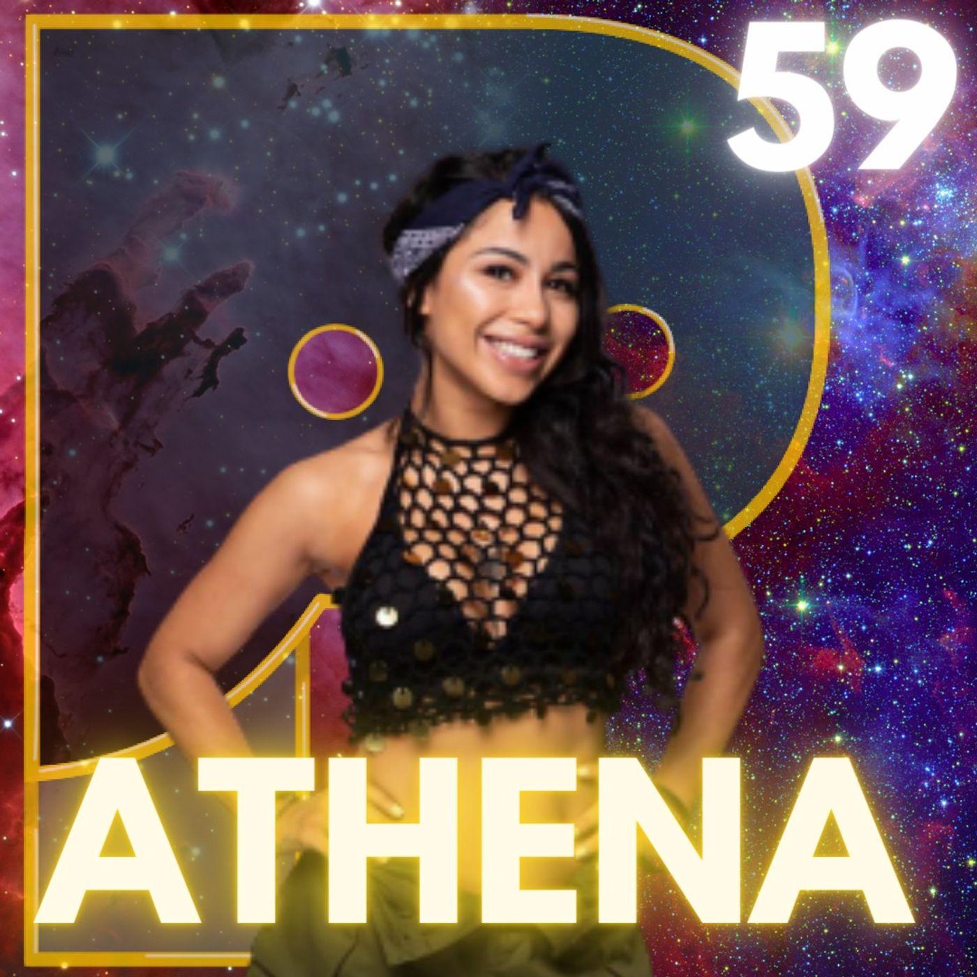 OnlyFlavaFans.com with Athena Angleou