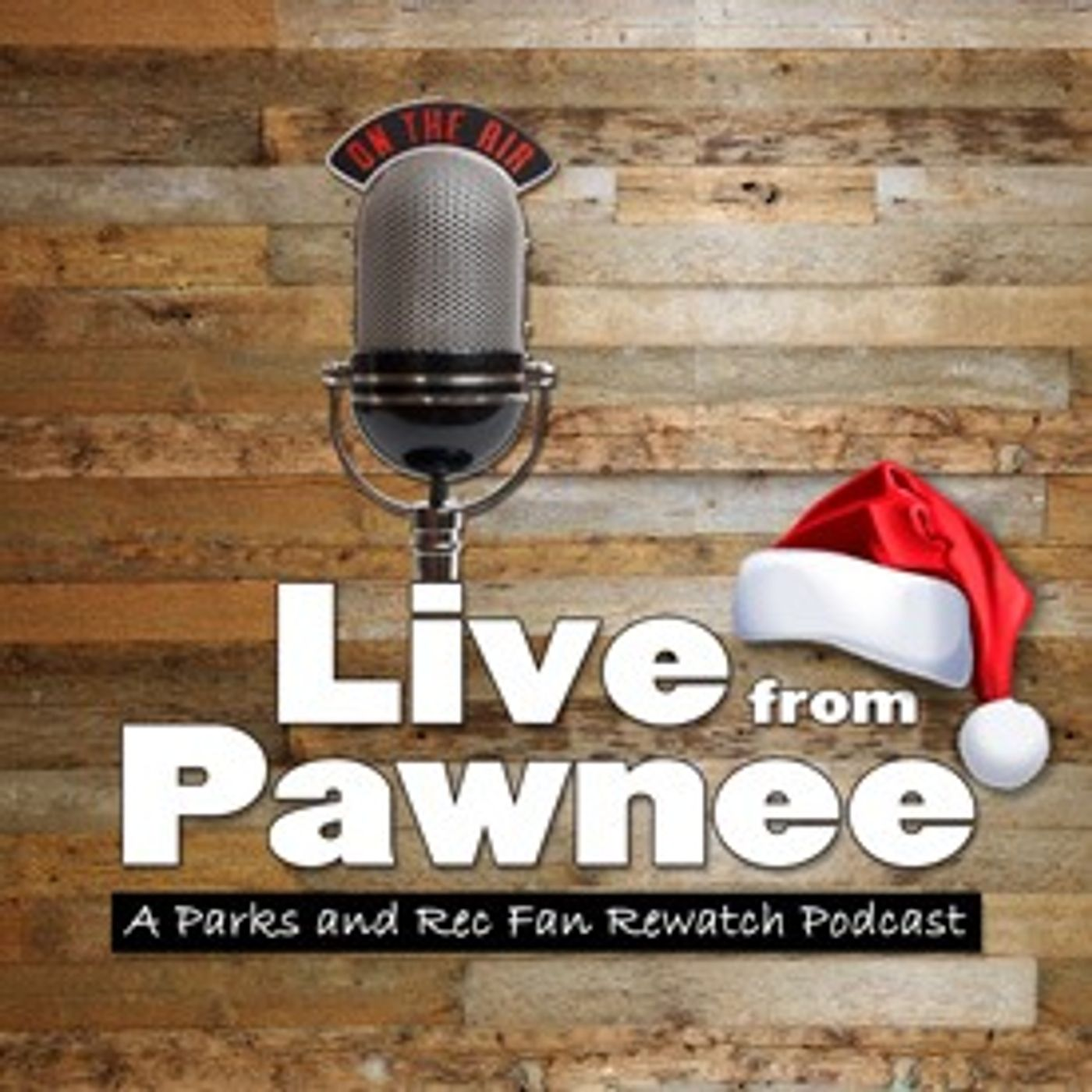 Happy Holidays from Ron Swanson and Live from Pawnee!