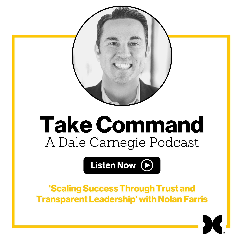 Scaling Success Through Trust and Transparent Leadership