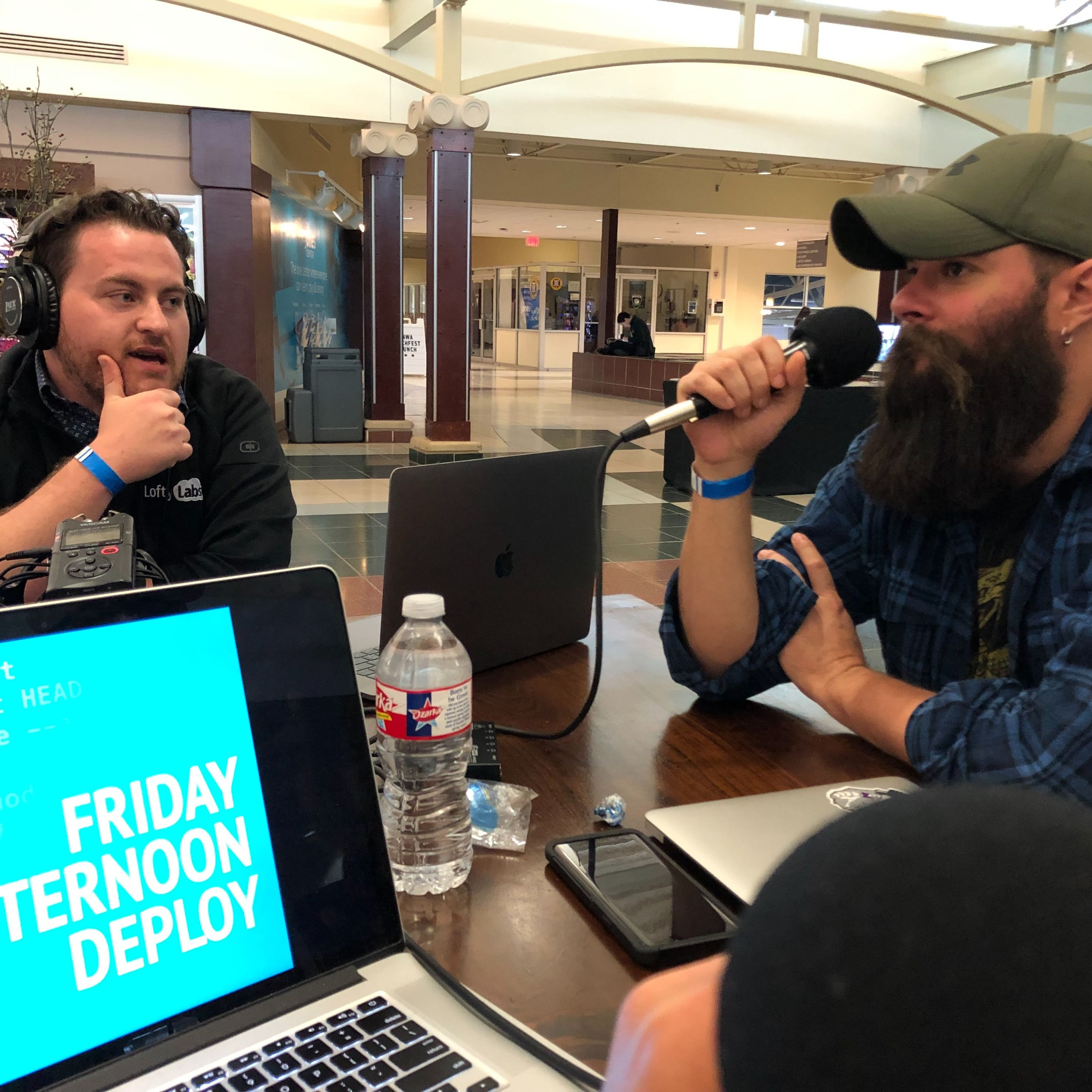 Live from NWA TechFest 2019 w/ Daniel Worthy and Chrissy Wainwright