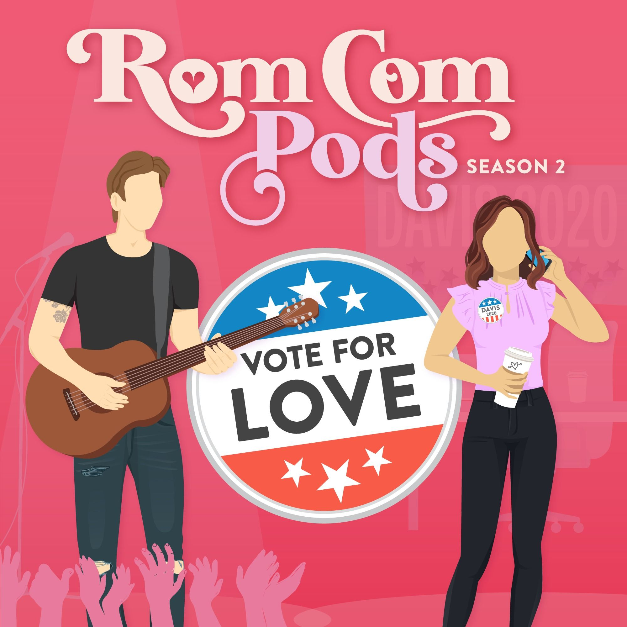 Vote for Love: Boos & Ballots (Ep 6)