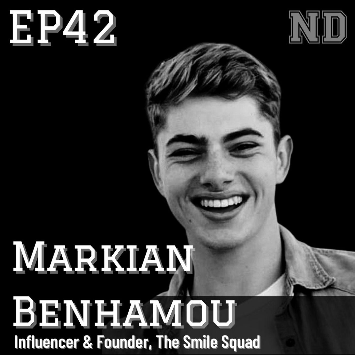 Markian Benhamou Shy Kid to Social Media Influencer Making Happy Videos on the Internet