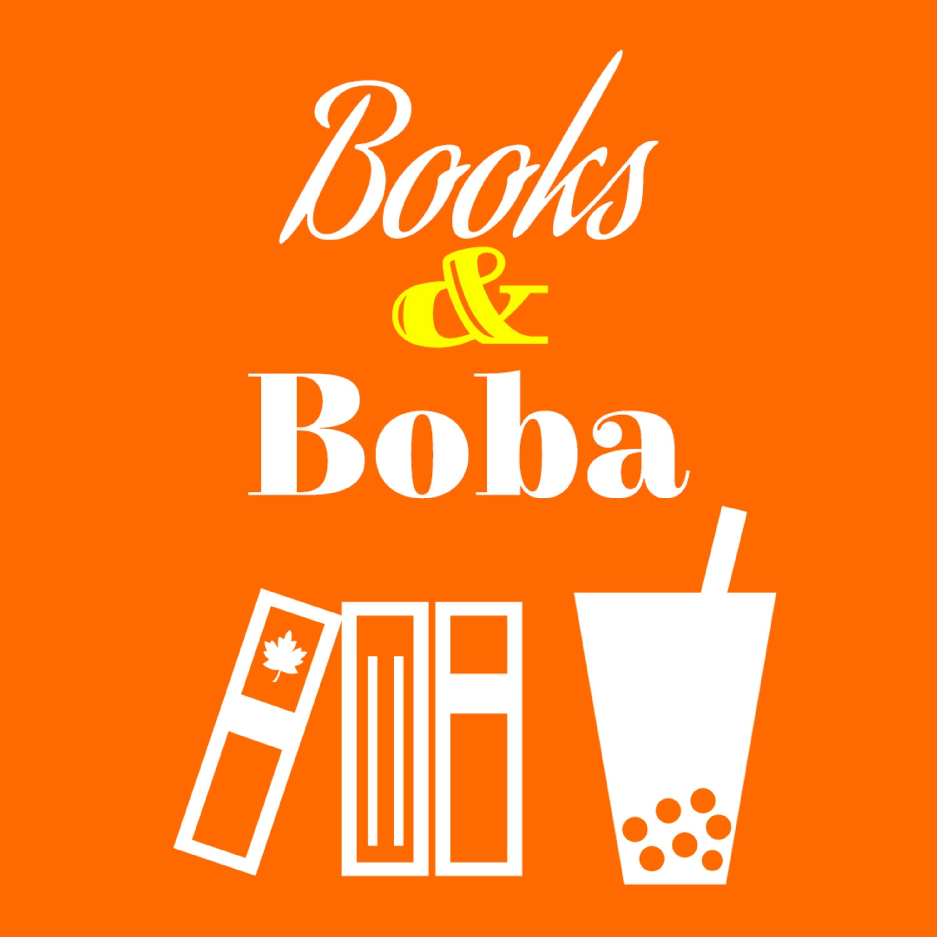 Books and Boba podcast